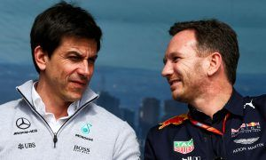 Wolff lays the blame at Horner's feet for three-engine rule