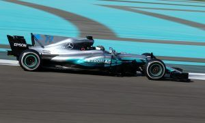 Bottas happy with knowledge gained from Pirelli test