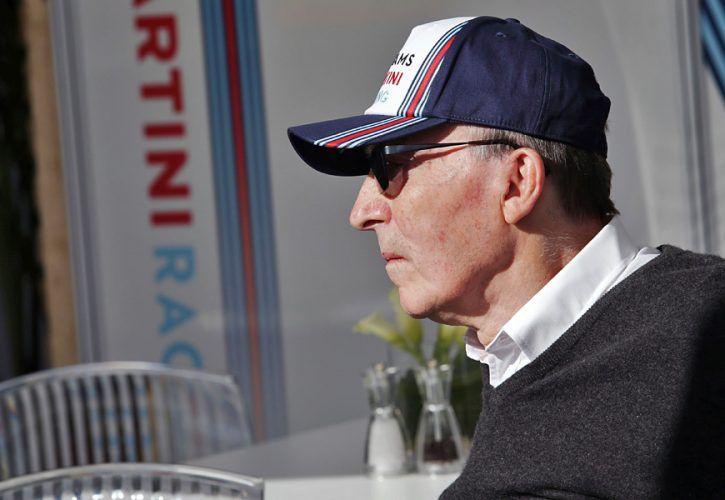 Sir Frank Williams, Williams F1