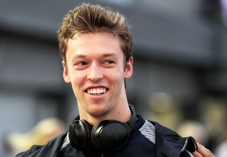 Red Bull outcast Daniil Kvyat given 2018 Ferrari F1 development role