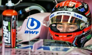 Force India eyes long-term role for Russell