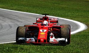 Vettel fears Mercedes will be out of reach this weekend