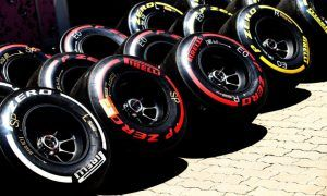 Pirelli considering offering up to eight compounds in 2018!