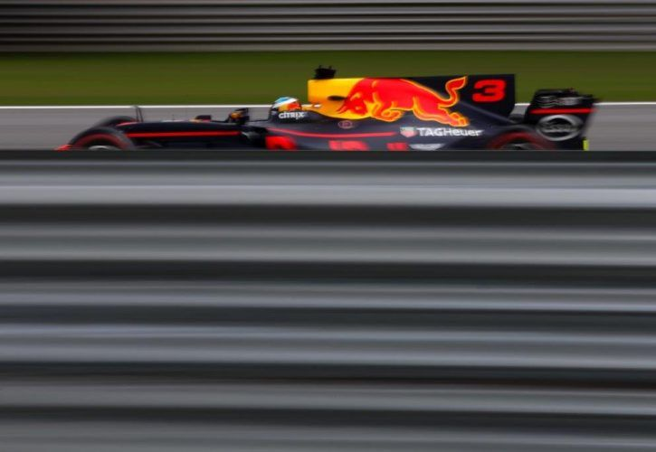 Daniel Ricciardo, Red Bull Racing, Brazilian Grand Prix