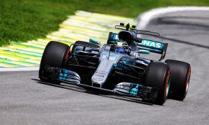 Bottas takes over  to keep Mercedes on top in FP3