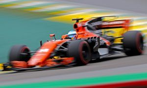 Alonso eyes points after strong qualifying for McLaren