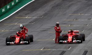 Provisional Brazilian GP grid - with penalties