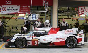 Fernando Alonso, Toyota Gazoo Racing, 2017 Bahrain rookie test