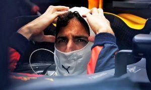 Ricciardo eyes podium after splitting Ferraris in qualifying