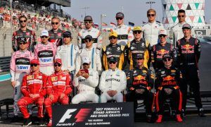 Abu Dhabi: Sunday's action in pictures