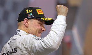 Bottas leads Hamilton to Mercedes 1-2 in Abu Dhabi