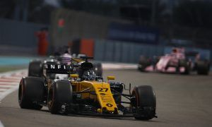 Force India incensed with Hulkenberg time penalty