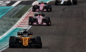 Force India's Fernley: 'Hulkenberg penalty not a good precedent'