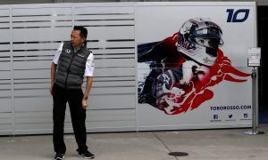 Toro Rosso a better match for Honda - Hasegawa