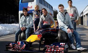 Red Bull's promising class of 2009