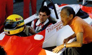 Senna works his magic with Teddy Yip around Macau