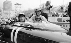 Garner and Bandini get ready to roll