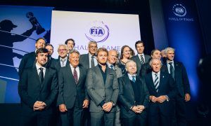 A star-studded gathering for the FIA's new Hall of Fame
