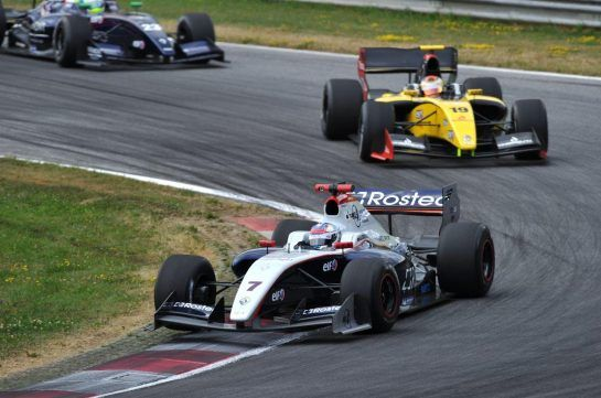 In 2013 Sergey moved  to Formula Renault 3.5 for two full seasons. ©WRI2