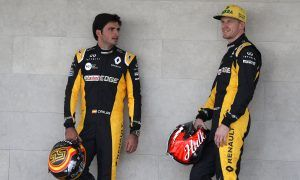 Hulkenberg : 'Sainz important for Renault team development'