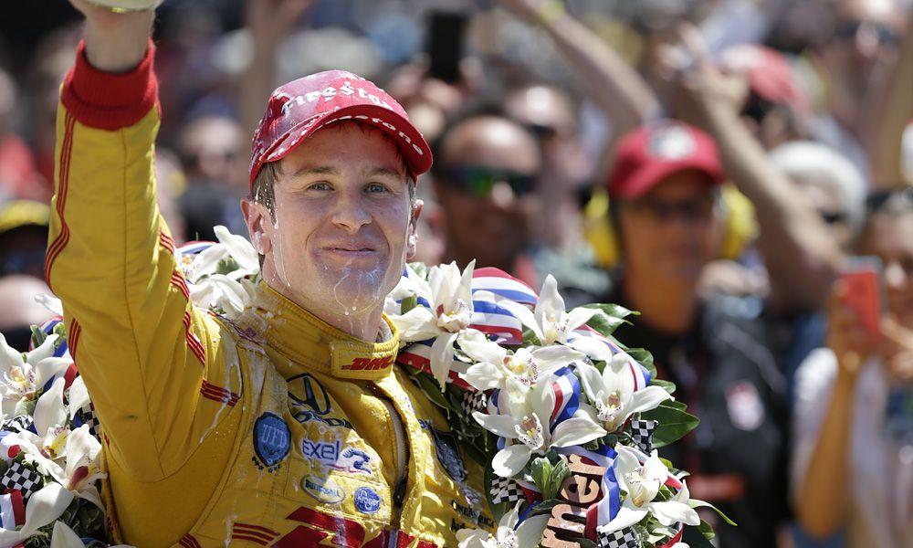 Ryan Hunter-Reay, 98th Indinaapolis 500