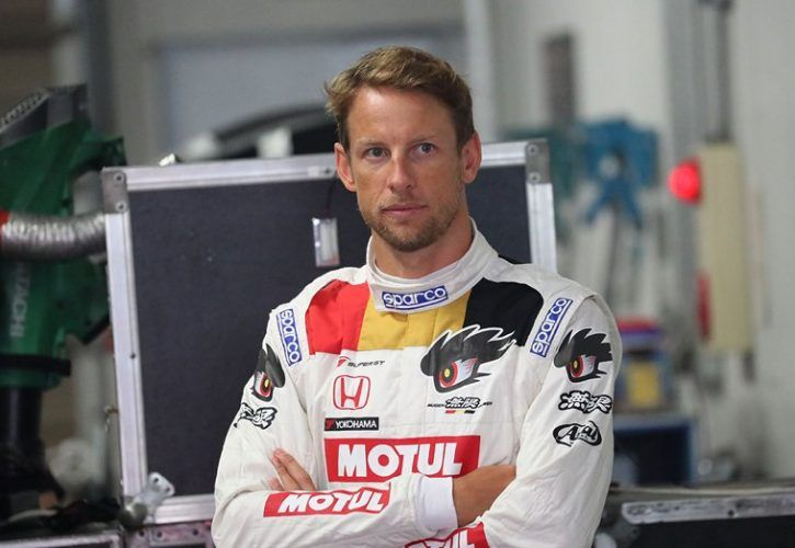Button confirms full-time Super GT program for 2018