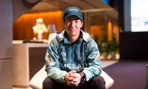 Formula E rookie Kobayashi facing big challenge in Hong Kong