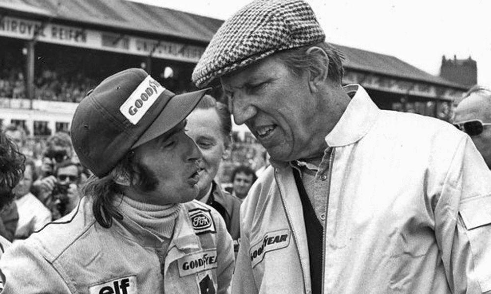 Ken Tyrrell, Tyrrell Racing