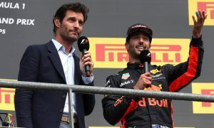 Webber inducted into Australia's Motorsport Hall of Fame