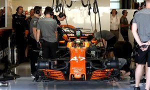 McLaren pleased with smooth integration of Renault engine