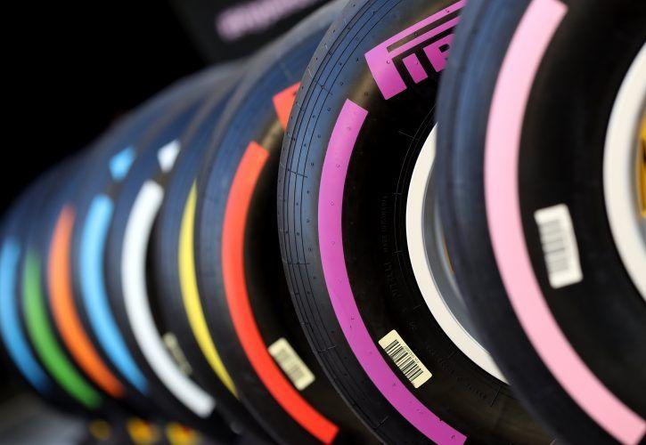 Pirelli tyre line-up