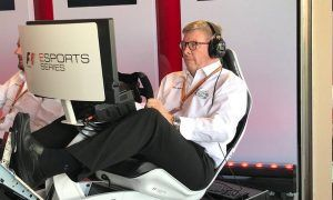 Ross Brawn gets behind the ESports craze