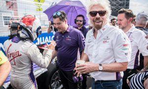 'Cool and fun' Formula E will overtake F1 in 10 years - Branson