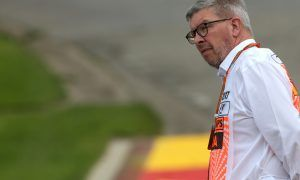 Brawn 'excited' by promising aerodynamic research work