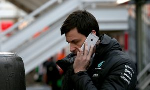 Wolff agrees in principle with Marchionne's concerns
