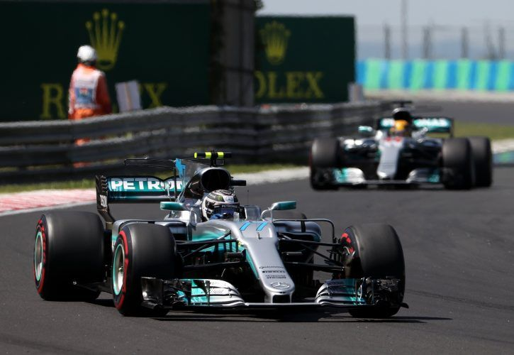 Lewis Hamilton has no desire to chase Schumacher's title record