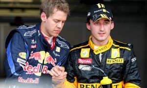 Vettel puzzled by Kubica comeback efforts