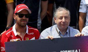 Todt did not hold Baku blunder against Vettel