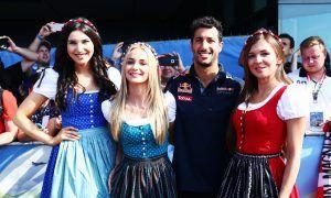 Ricciardo weighs in on the great 'grid girls' debate