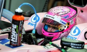 Ocon shrugs off Perez 'under pressure' claims