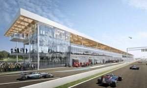 The Circuit Gilles Villeneuve gets a makeover