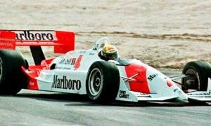 The day Senna sampled an Indycar