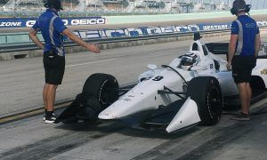 Carlin and Chilton kick off IndyCar challenge