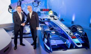 Formula E signs up ABB as new title sponsor