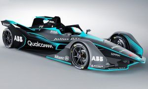 Formula E charges up Gen2 racer!