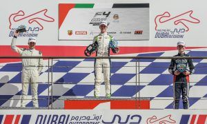 Ralf Schumacher proud of son David's impressive debut