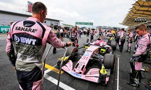 Force India rubbishes buy-out rumors