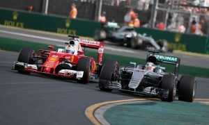 Ferrari chases Mercedes to 1000bhp landmark!