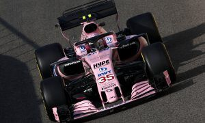 Force India goes for conservative approach to 2018 car