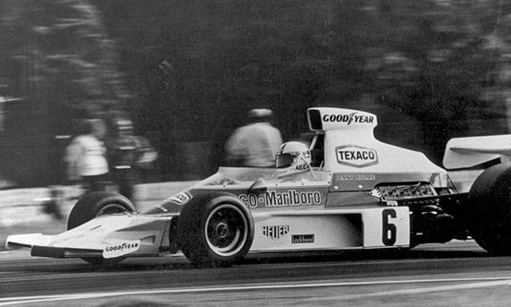 Denny Hulme, 1974 Argentine Grand Prix
